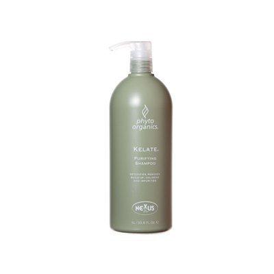 Nexxus Phyto Organics Kelate Purifying Shampoo - 1litre 1 litre by Nexxus