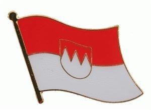 Preisvergleich Produktbild Yantec Flaggenpin Franken Pin Flagge