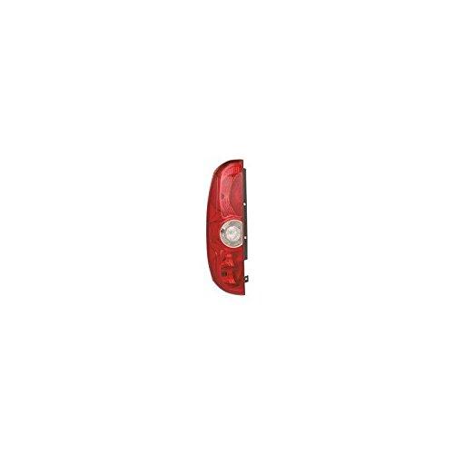Heckleuchte Rückleuchte Rücklicht komplett aussen links Fiat Doblo 12/2009-