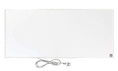 Infrarot-Heizplatte mit LED, 450W f. Deckenmontage, hochwertiger Infrarot-Heizkörper