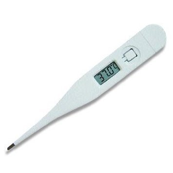 Digital Basal Body Thermometer (Centigrade) 2 Decimal places with FREE BASAL BODY CHART by SME Fertility