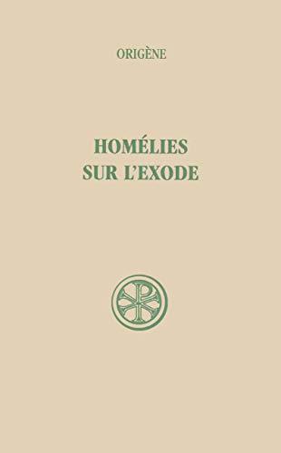 Homélies sur l'Exode