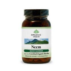 Organic India Org Neem 60 capsule by Organic India