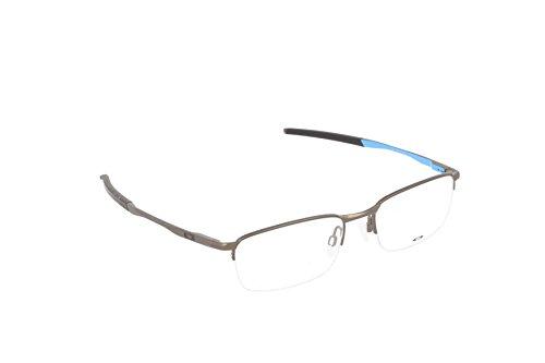Ray-Ban Herren 0OX3174 Brillengestelle, Mehrfarbig (Pewter Sky Blue), 53