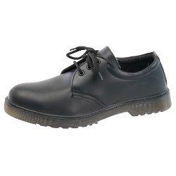 Chaussures de sécurité pour homme Size 6 noir