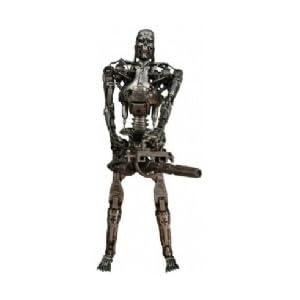 Neca - Figura de endoesqueleto dañado por la batalla de Terminator 2 12