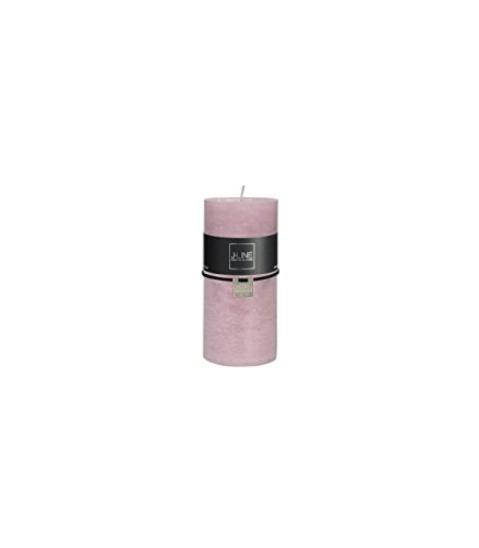 Jolipa Bougie Cylindre Lilas L