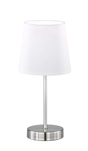 Wofi 832401060000 Cesena Lampe de Bureau E14 1 x 42 W Blanc