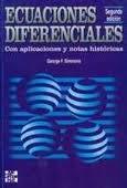 Ecuaciones diferencialesed. disponible: 9789701061435 por George Simmons