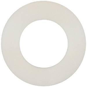 SC-Normteile | 50 Stück Polyamidscheiben - Unterlegscheiben | M6 (6,4) | DIN 125 Form A | Kunststoff - PA | SC125