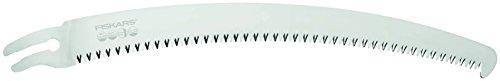 Fiskars Lame courbe de rechange pour scies de jardin professionnelles SW240 et SW330, Longueur: 33 cm, Coupe tirante, Acier haute qualité, CC33, 1020193