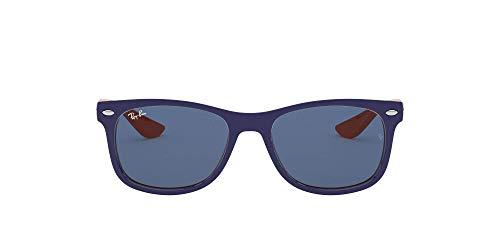 Ray-ban occhiale da sole kids blu/arancio