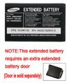 CellularFactory Samsung U550 SCH-U550 Samsung AB803450GZ OEM Extended Lithium Ion Cell Phone Battery (1420 mAh)
