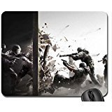 Rainbow Six Siege Mouse Pad, Mousepad (10.2 x 8.3 x 0.12 inches)