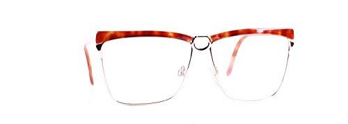 Gucci Brillengestell Modell: GG 2301 Vintage Frames Farbe: Rot / Gold - Nur Brillengestell ohne Gläser!