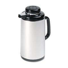 vacuum-glass-lined-mirror-finish-stainless-steel-carafe-1-liter-capacity-sold-as-1-each