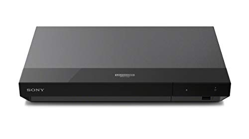 Sony ubp-x500b lettore blu-ray disc 4k ultra hd