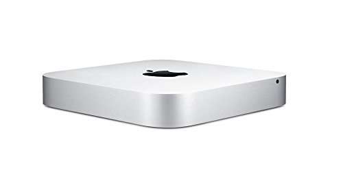 Apple Mac Mini Unité centrale Gris (Intel core i5, 4 Go de RAM, 500 Go, Intel HD Graphics 5000)