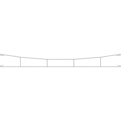 Viessmann 4143 - H0 360 mm fil de conduite, Lot de 3