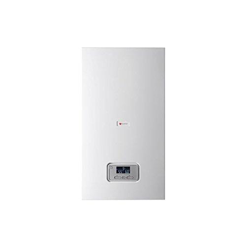 SaunierDuval ThemaFast C25 Erdgas-Therme für Wandanbringung, Heizung und Warmwasser, 25kW, Schornsteinanschluss, vollständig montiert geliefert