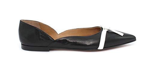 POMME D'OR Scarpa 1723B Ingrid Glove Nero Taglia 38 - Colore Bianco/Nero