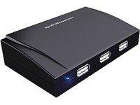 Sedna Gigabit Network Server - Servidor Red USB 1xRJ45/4xUSB