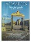versailles. visita del castello dei giardini e di trianon.