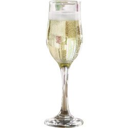 Rayware Tulip Champagne flutes x 4 20cl
