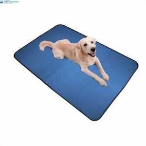 """Kühlende Decke für ihren Hund """"pacific blue """", Größe L (80cmx60cm)"""