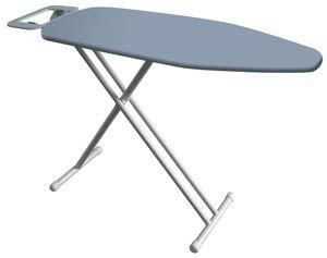 Table à repasser Prestige - Hotel - avec housse argentée - 866632