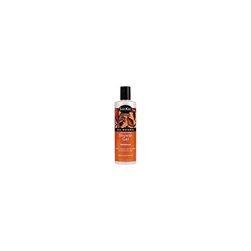 shikai-products-all-natural-moisturizing-shower-gel-sandalwood-12-oz-by-shikai