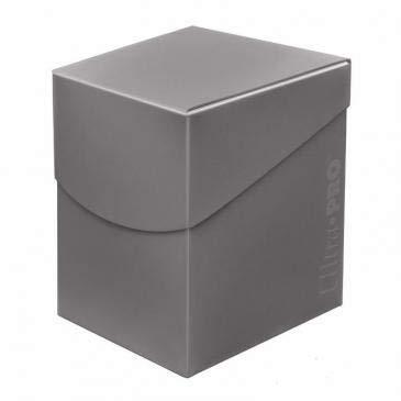 Ultra Pro 85693 Deck Box, Smoke Grey