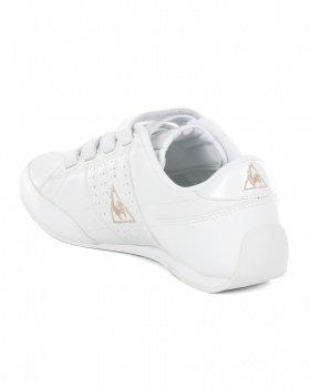 Escrime Strap W Street Shoes, le-Coq-SPORTIF BIANCO