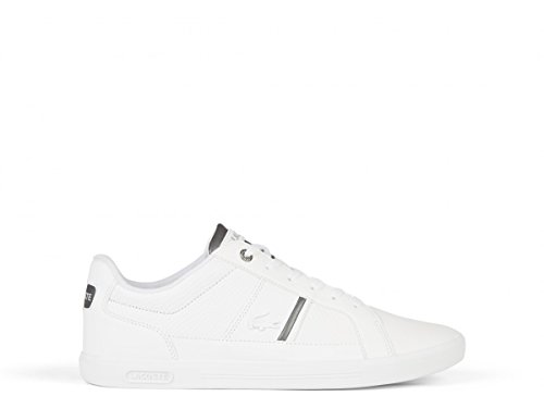 Lacoste Herren Schuhe / Sneaker Europa 417 SPM Weiß