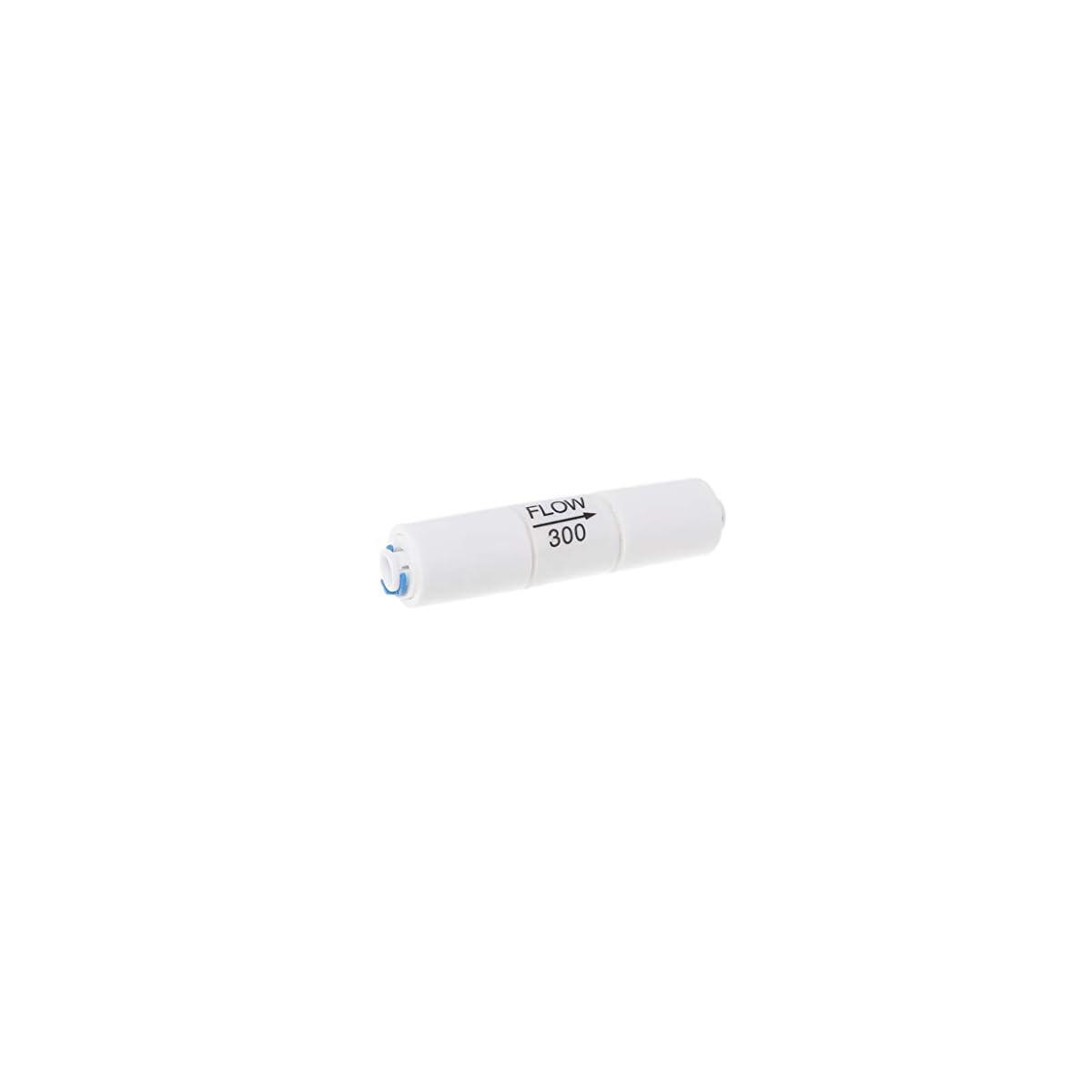 """21hmwaDzrmL. SS1200  - Runrain 300CC limitador de Flujo 1/4"""" Connect para Sistemas de ósmosis inversa RO purificador de Agua tuberías Accesorios"""