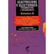 Electricidad y electrónica II: fundamentos y aplicaciones