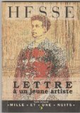 Image de Lette à un jeune artiste