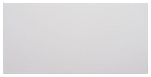 Konferenztisch - Platte (ohne Füße) KONTOR 160 x 80cm Grau