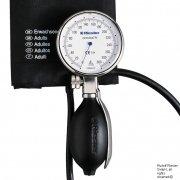 Riester 1362 precisa N aluminio, tensiómetro, brazalete velcro adultos, 1 tubo