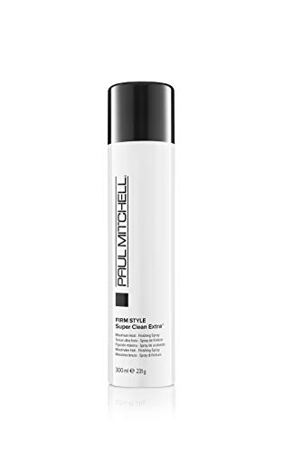 Paul Mitchell firmstyle Super Clean Extra, 1er Pack (1 x 300 ml) - Super Clean Finishing Spray
