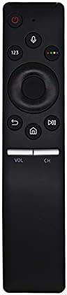 جهاز تحكم عن بعد من مورليان بتقنية الترا اتش دي 4K مع خاصية الصوت المدعوم بالتلفزيون الذكي متوافقة مع سامسونج
