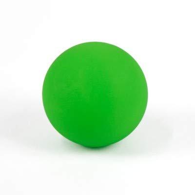 Massagegebälle 6cm tiefe Muskelentspannung Fuß Fitness Faszien single Ball, grün