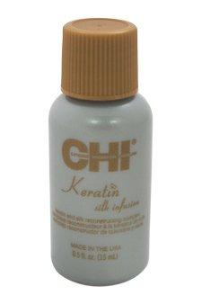 Farouk Chi Keratin Infuso Ricostruttore Per Capelli Alla Cheratina E Seta - 15 ml