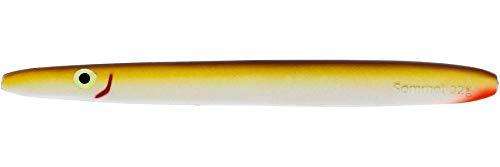 Durchlaufblinker Sommet 22g Amber 11cm (Ovale Sprengringe)