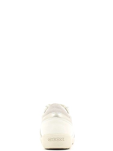 Geox D5268E 04322 Sneakers Donna Off White