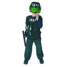 True Heroes SWAT Role Play Set 4-6 Years by True Heroes