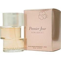 Nina Ricci Premier Jour Eau De Parfum Spray for Women, 100 ml, 3.3 Fluid Ounce