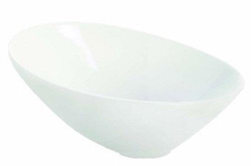 ASA 91051005 Bol Vongole - Asymétrique - Longueur 15,5 cm Céramique