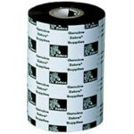 Zebra 3200 Wax/Resin Thermal Ribbon 80mm x 450m Farbband, 03200BK08045