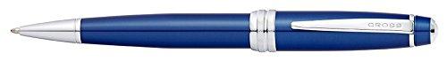 cross-bailey-penna-a-sfera-blu-con-due-ricariche
